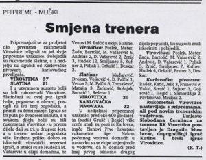 Virovitički list, 25.02.1994